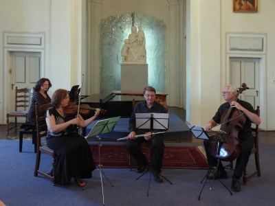 Quartetto con flauto